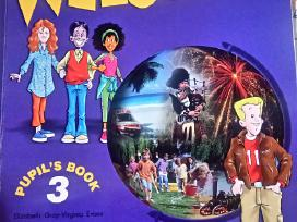Welcome 3. Pupils book. Anglų kalbos vadovėlis