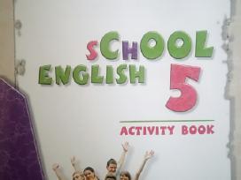 Scool English 5. Activity book. pratybos. 10 vnt.