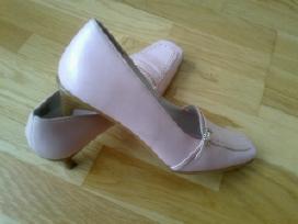 Bateliai -klasikiniai, stilingi, šv.rožinė spalva