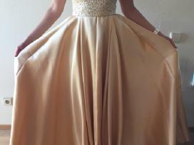 Prabangi Nauja Suknelė