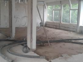 Grindų betonavimas - nuotraukos Nr. 3