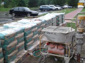 Grindų betonavimas - nuotraukos Nr. 5