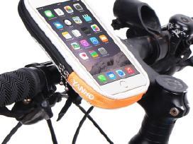 Telefono dėklas krepšelis dviračiui naujas