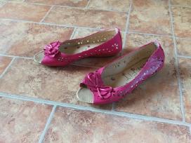 Rožiniai bateliai