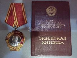 Brangiausiai superku ordinus ir apdovanojimus - nuotraukos Nr. 3