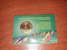 2013m. 25 litų moneta, skirta Lietuvos sąjūdžiui
