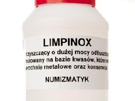 Monetų valymo skystis Limpinox