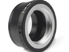 Žiedas M42, Micro 4/3, Panasonic