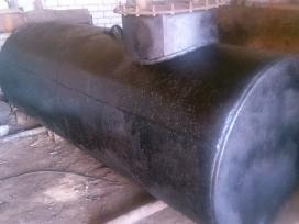 Cisterna,bačka,talpa,talpykla 3 kub.m.