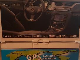 Automobilinės Išmanios Navigacijos 7 ir 5 colių