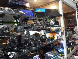 Video registratoriai su Garantija!