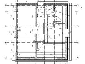 Architektūriniai-konstrukciniai brėžiniai. Autocad