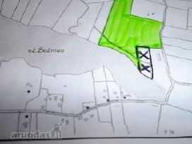 Skubiai 1.1 ha.sklypas Traku r.ant ezero kranto