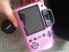 Veidrodinis fotoaparatas