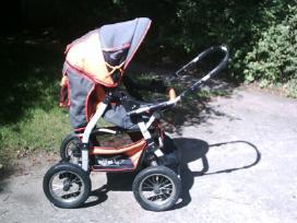 Parduodu vežimėlį.