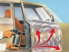 Antikorozinis kėbulo ir ertmių padengimas - nuotraukos Nr. 3
