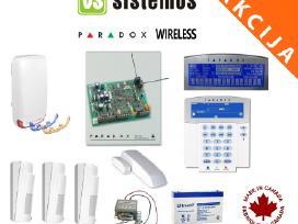 Paradox 5000w belaidės sistemos komplektas Kit2