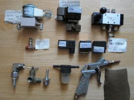 Elektromagnetai.selenoidai Pneumo vožtuvai ir kiti - nuotraukos Nr. 2
