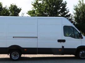 Įvairiausių krovinių iki 3t (14m³) pervežimas