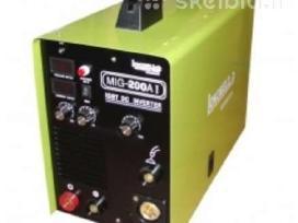 Suvirinimo pusautomatis, kempas, Mig 250 Ai