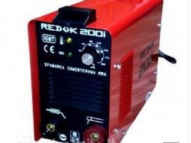 Invertoriniai suvirinimo aparatai Strom Redok