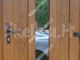 Lauko plastikines durys vilniuje - nuotraukos Nr. 2