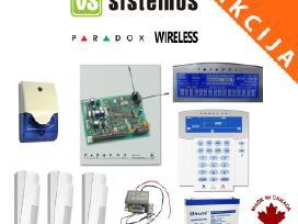 Paradox 5000w belaidės sistemos komplektas Kit1