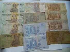 Egipto banknotai
