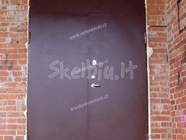 Metalines laiptines durys vilniuje - nuotraukos Nr. 4
