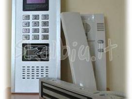 Telefonspynė, kodaspynės, domofonų instaliavimas
