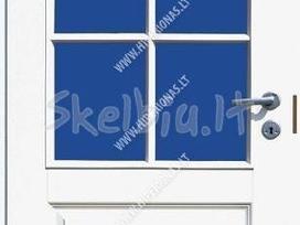 Vidaus dažytos skydines durys vilniuje - nuotraukos Nr. 2