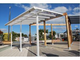 Easyline terasos stogas