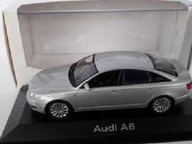 1/43 modeliukai Audi A6 C6 2004-2011