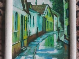 Parduodami paveiksliai tapyti ant drobes.20x16 ism