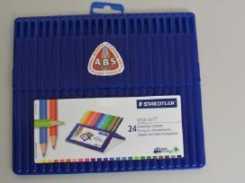 Nauja kokybiška Staedtler pieštukų dėžutė