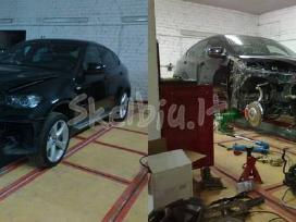 Pdr irankiai, Automobiliu kebulu remonto iranga