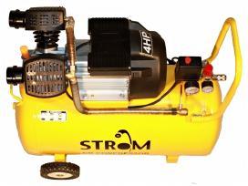 Oro kompresorius Strom 2c/70l 430l/min Garantija