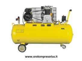 Oro kompresorius Strom 2c/150l Italian type