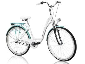 Moteriški miesto dviračiai už super kainą - nuotraukos Nr. 4