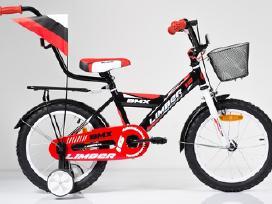 Nauji vaikiski dviraciai geriausia kokybe:kaina - nuotraukos Nr. 2
