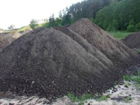 Gruntas molis priemolis be statybiniu atliekų