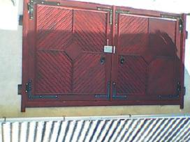 Garažo durys Nr.1 - nuotraukos Nr. 3