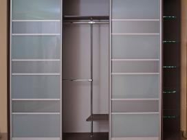 Spintos, sumdomos durys, projektavimas, gamyba, - nuotraukos Nr. 5