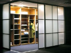 Spintos, sumdomos durys, projektavimas, gamyba, - nuotraukos Nr. 7