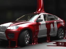 Kėbulų remontas.automobilio dažymas
