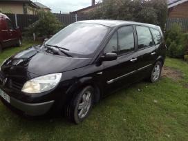 Renault grand scenic 2006 2.0 benzinas