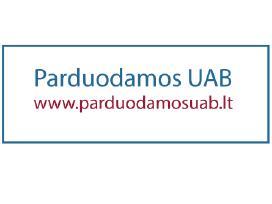 Parduodamos naujos UAB ir Pvm mokėtojos (nuo 279)