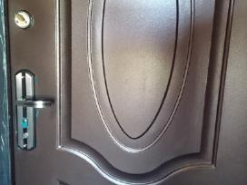 Naujos plienines vidaus ir lauko durys