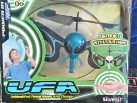 Neatpazintas skraidantis objektas Ufa