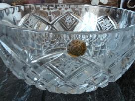 Parduodu čekiško krištolo salotines